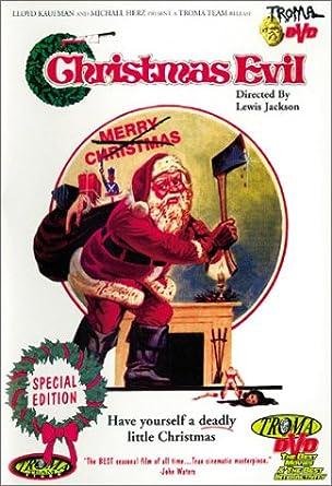Evil Christmas.Christmas Evil Import Amazon Ca Brandon Maggart Jeffrey