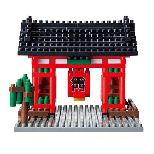 Nanoblock Raimon (japan import)