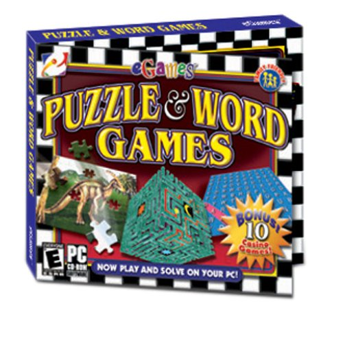Puzzle And Word Games (Jewel Case) - -