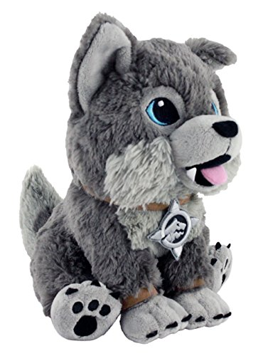World of Warcraft Frostwolf Cub Plush