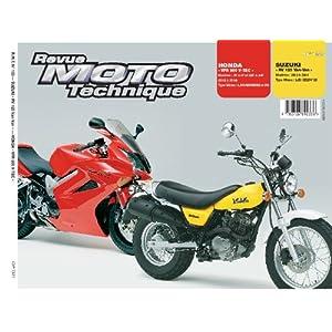 Rmt 133.1 Honda Vfr 800 (02/04) Suzuki Rv 125(03/04) (French Edition) Etai