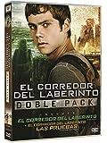 Pack El Corredor Del Laberinto + El Corredor Del Laberinto: Las Pruebas [DVD]