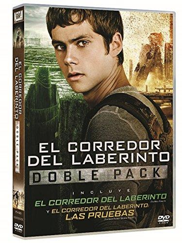Pack El Corredor Del Laberinto + El Corredor Del Laberinto Las Pruebas [DVD]