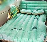 STAZSX Car inflatable bed car supplies mattress rear travel bed car SUV sleeping cushion air cushion, feather models