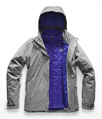 The North Face Women's Carto Triclimate Jacket - Mid Grey &
