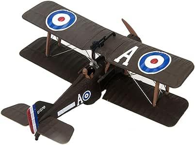 P Prettyia 1:72 Escala Modelo de Avión Fundido a Presión para ...