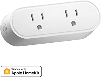 Meross Dual Outlet HomeKit Smart Plug