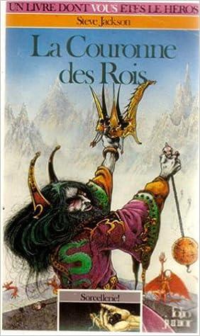 Amazon Fr Sorcellerie Tome 4 La Couronne Des Rois Jackson Steve Livres
