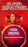 Prime directive par Reeves-Stevens