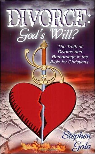 Should christians divorce