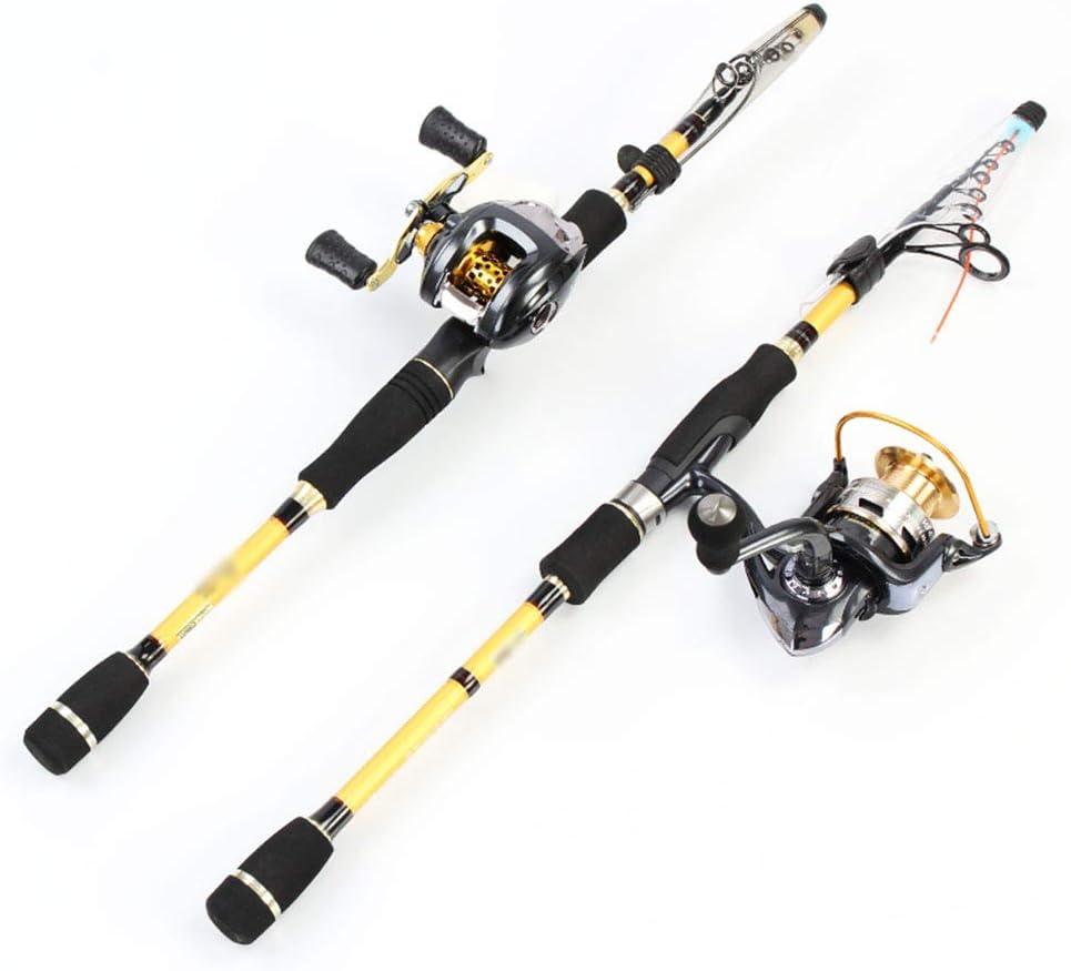 SX ZZJ Moulinets pêche au Lancer léger et ultraléger Canne à