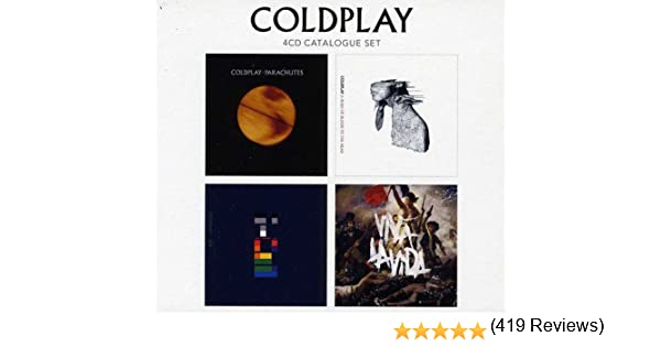 4 Cd Catalogue Set: Coldplay: Amazon.es: Música