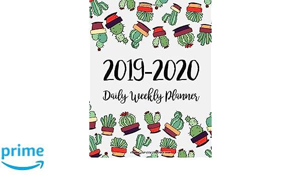 December Calendar 2020 Santa Planner July 2019   December 2020: 2019 2020 2 Year Daily Weekly