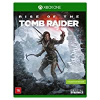 Game Rise Of The Tomb Raider - Xbox One