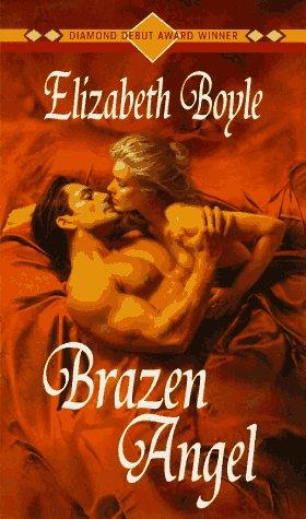 book cover of Brazen Angel