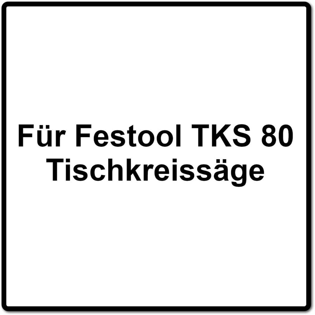 FESTOOL Cartridge KT-TKS 80 for TKS 80