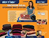 Stor N' Sav 1 Pack Storage Bag with Bonus Bag
