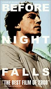 Before Night Falls [VHS]