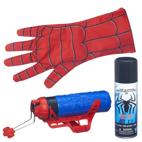 Marvel The Amazing Spider-Man 2 Mega Bla - Spider Man Costume Web Shopping Results