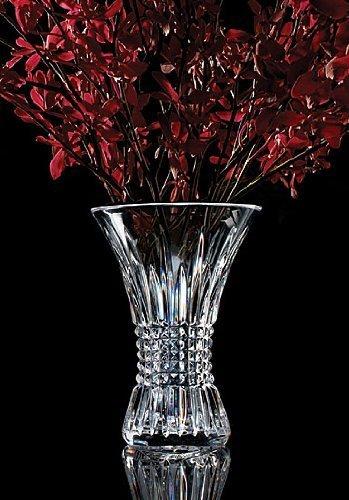 Waterford Lismore Diamond 8'' Vase by Waterford Crystal (Lismore 8' Vase)