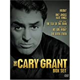 Cary Grant Box Set :(Holiday (1938), Only Angels Have Wings, Talk of the Town, His Girl Friday, Awful Truth)