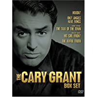 The Cary Grant Box Set (5 Discs) on DVD