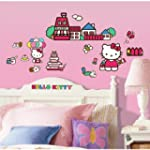 RoomMates RMK1678SCS Hello Kitty The...