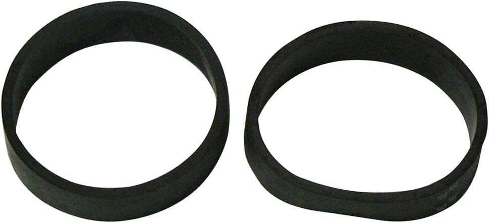 Panasonic MC-V350B Type UB-9 Replacement Upright Vacuum Cleaner Belt, 2-Pack