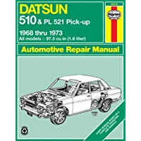 Datsun 510 and pl 521 Pick-Up 1968 Thru 1973 All Models 97.3 Cu in