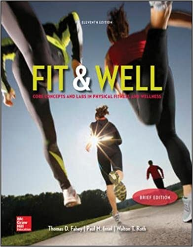 Fit well brief edition core concepts and labs in physical fitness fit well brief edition core concepts and labs in physical fitness and wellness loose leaf edition 11th edition fandeluxe Images