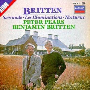 Britten: El Paso Mall Serenade; Les Inexpensive Illuminations; Nocturne