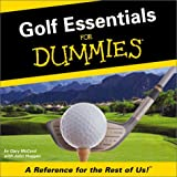 img - for Golf Essentials For Dummies: A Reference For The Rest Of Us book / textbook / text book