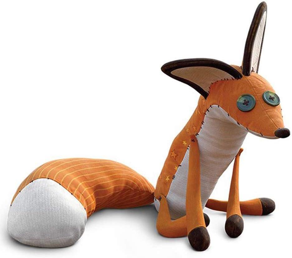 Zzlush Muñeca de la Felpa Figurita Juguete for Mascotas Almohada Animales, el Principito Fox muñecos de Peluche 40cm Príncipe Animal de Peluche Juguetes de Peluche de la educación for Regalo del bebé
