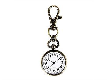 YHUJH Home Reloj de la Cadena dominante Reloj de Llavero de ...