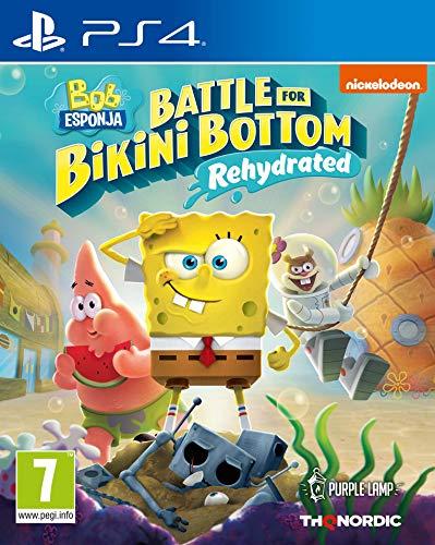 🥇 Bob Esponja Battle for Bikini Bottom – Rehydrated