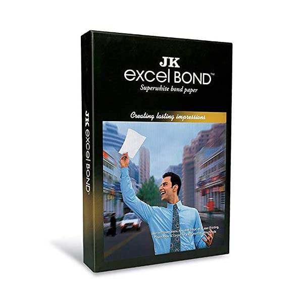 Green Way JK Excel Bond A4, 90GSM 1 Ream , 100 Sheets