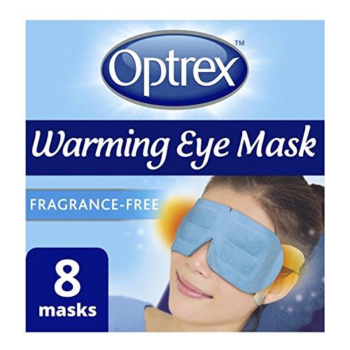 Optrex Warming Eye Mask, Pack of 8 (Best Sleep Mask Uk)