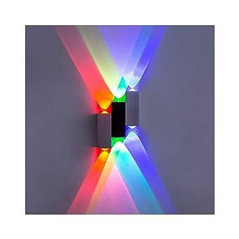Lieblich Lightess Moderne 6W LED Wandleuchte Innen Sconce Up Und Down Wandleuchten  Spot Light Perfekt Für Wohnzimmerleuchten