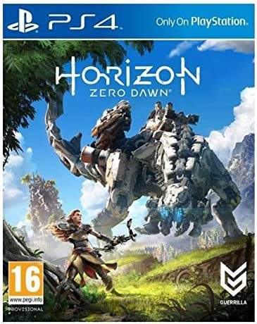 Sony Horizon Zero Dawn PS4 Básico PlayStation 4 vídeo - Juego ...