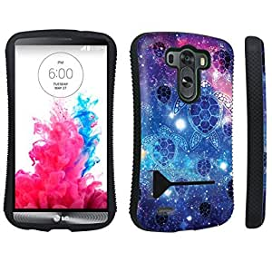 DuroCase ? LG G3 Kickstand Case - (Sea Turtle Space)