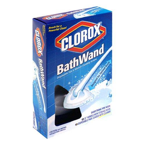 clorox tub scrubber - 5