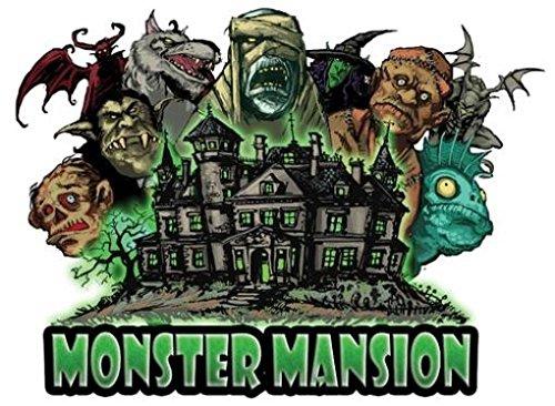 Nocturnal Media Monster Mansion Board