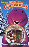 Barney - Barney's Night Before Xmas [VHS] [Import]