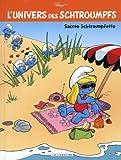 """Afficher """"L'univers des Schtroumpfs n° 3 Sacrée Schtroumpfette"""""""