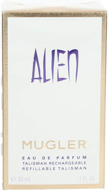 Alien Rechargeable Woman Eau de Parfum Refillable, 1 Pack (30ml ...