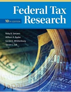 Federal tax research roby sawyers steven gill 9781337282987 customers who viewed this item also viewed fandeluxe Choice Image