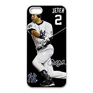 Jeter sportman Cell Phone Case for iPhone 5S