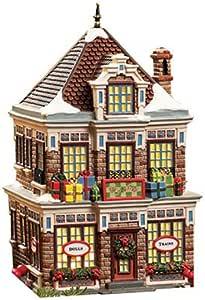 Department 56 Main Street Toy Shop