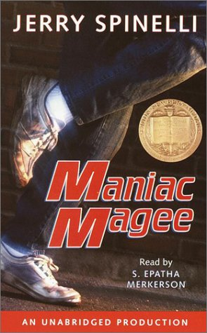 Maniac Magee by Brand: Listening Library