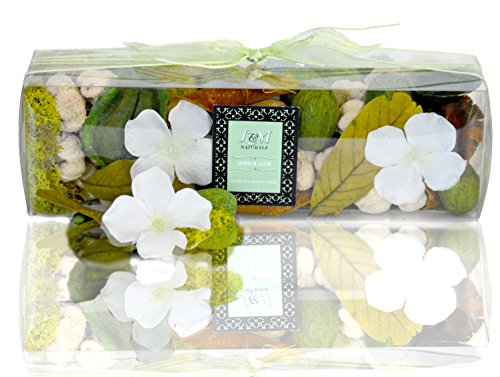 L & M Naturals Linen & Aloe Potpourri~ Our #1 selling Potpourri. This fresh, dewy, scent is perfect for any occasion. This soothing scent is essential to your home ~ Made in USA.